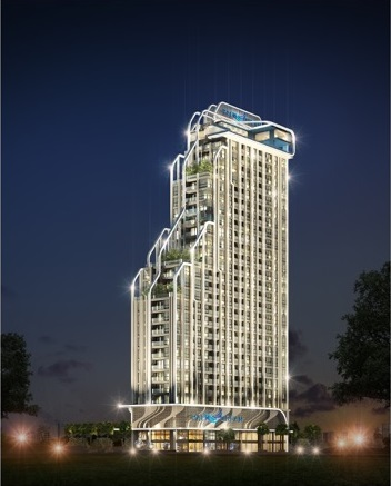芭提雅唯一高山帕山 新富人区270°奢华海景半山公寓