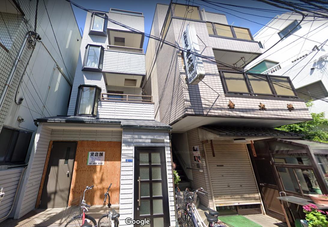 �|京都江�|区投资整栋出售 4层