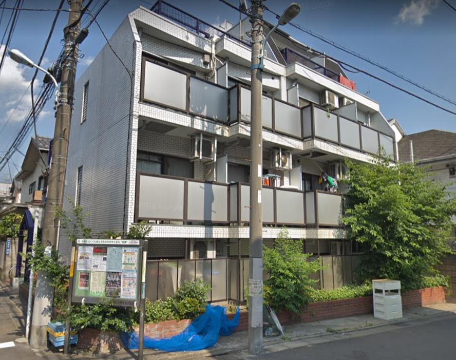 �|京都板�蚯�双�~町投资整栋出售 4层