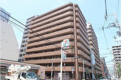 大阪府三室一厅公寓推荐――大阪市浪速区�y波中